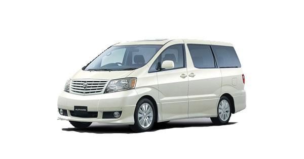 8人乗りレンタカーが2日間2万円!